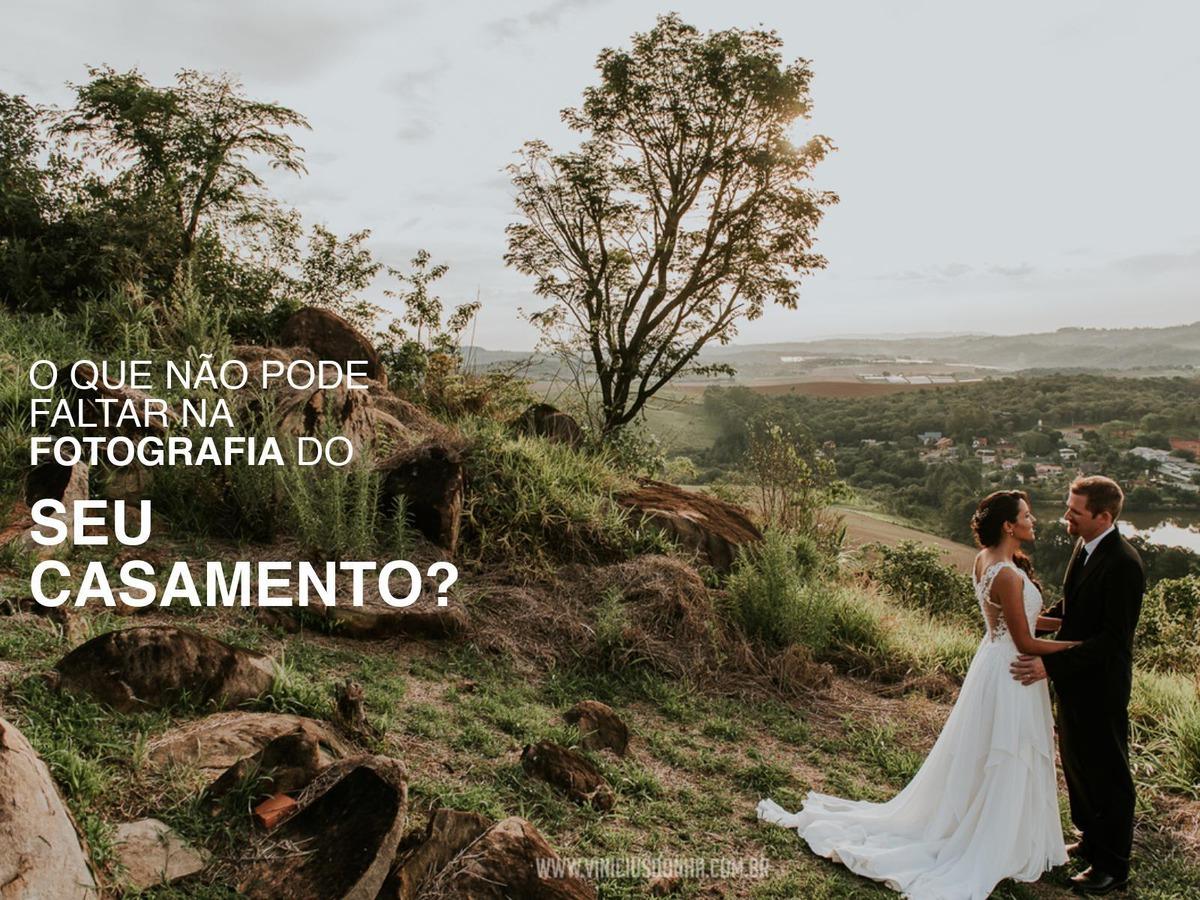 Imagem capa - Fotografia de casamento l O que não pode faltar na fotografia do seu casamento ? por Vinicius Donha