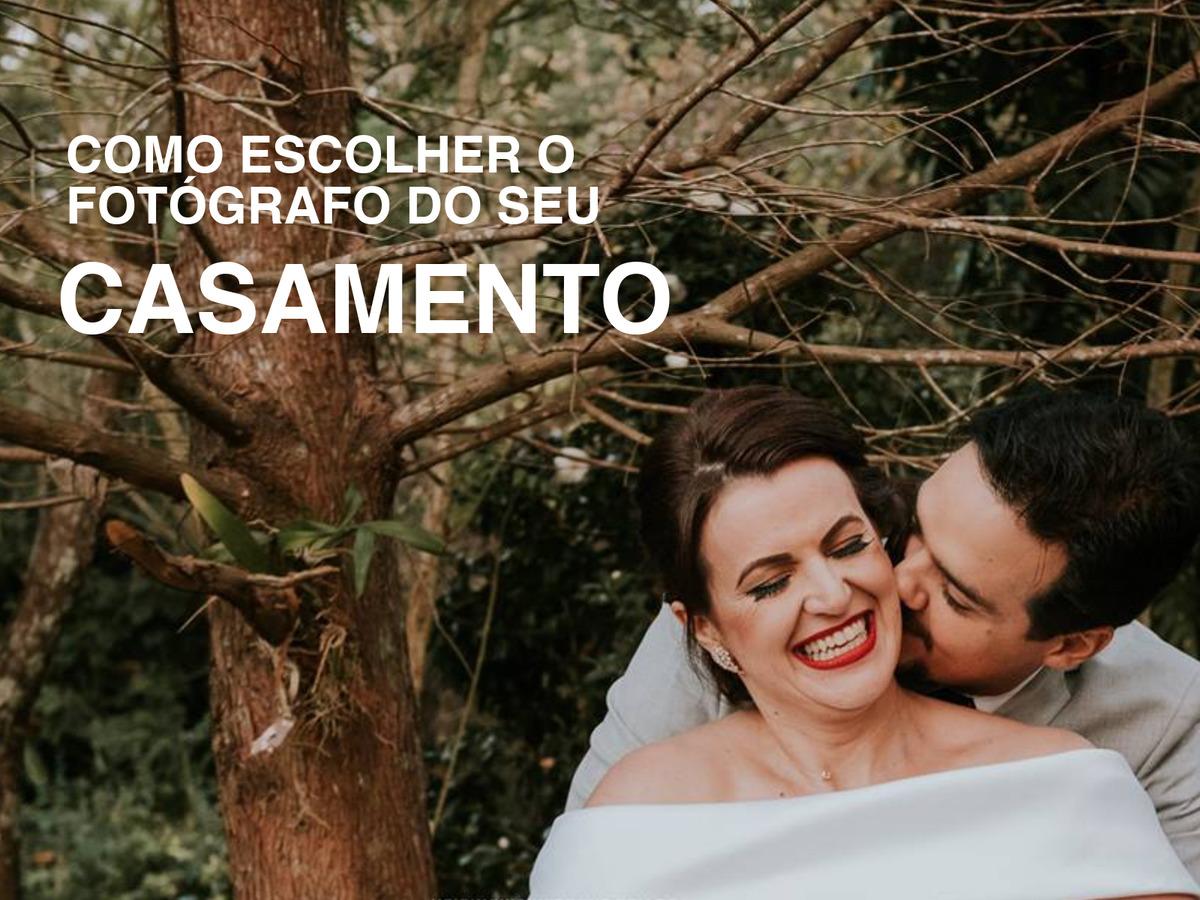 Imagem capa - Como escolher o fotógrafo de seu casamento! por Vinicius Donha