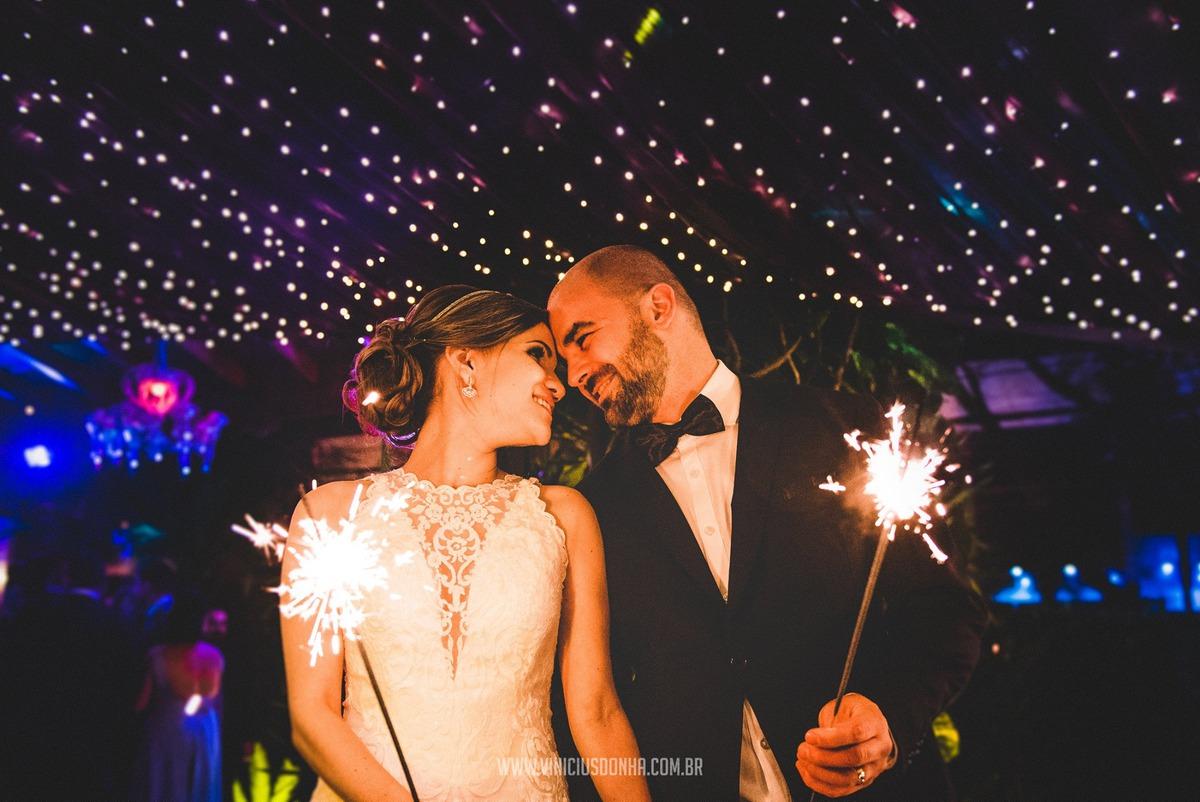 Imagem capa - Fotografia de casamento por Vinicius Donha