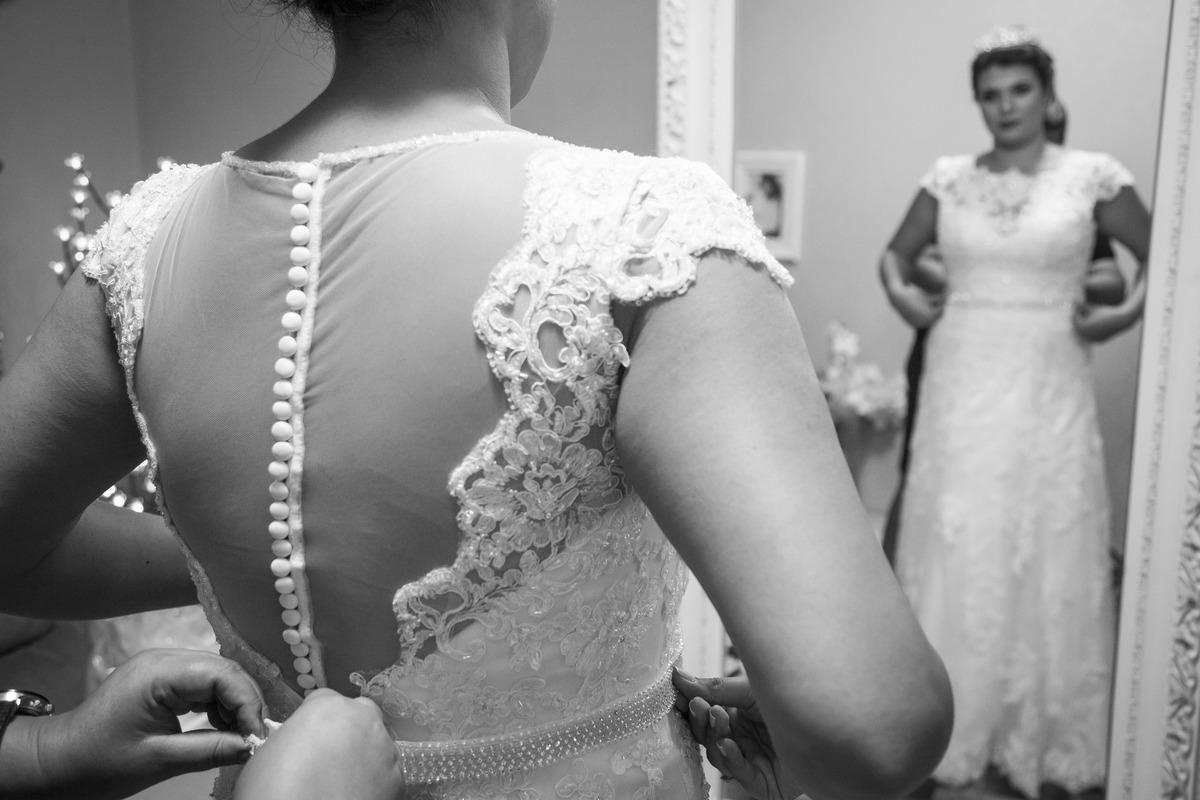 Imagem capa - O vestido de noiva por F5 - Fotografia