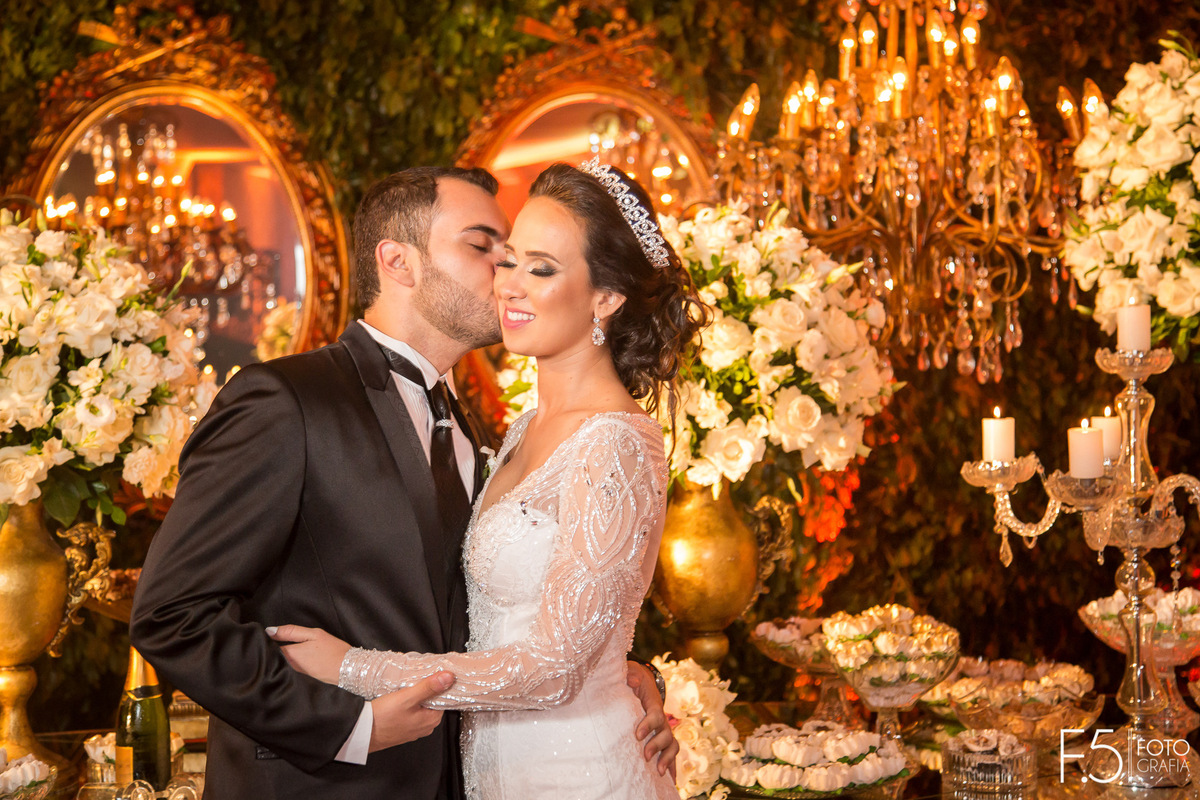 Imagem capa - Tendências de Casamento para 2017 por F5 - Fotografia