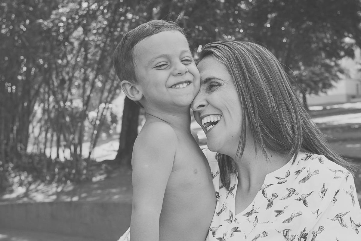 Imagem capa - Transbordando amor | Miguel e família por mariana monteiro