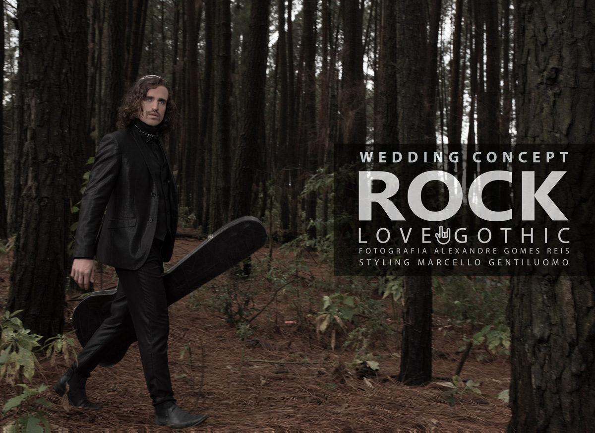 Imagem capa - Editorial Wedding Concept - Alexandre Gomes Reis por Carlos Alexandre Gomes Reis