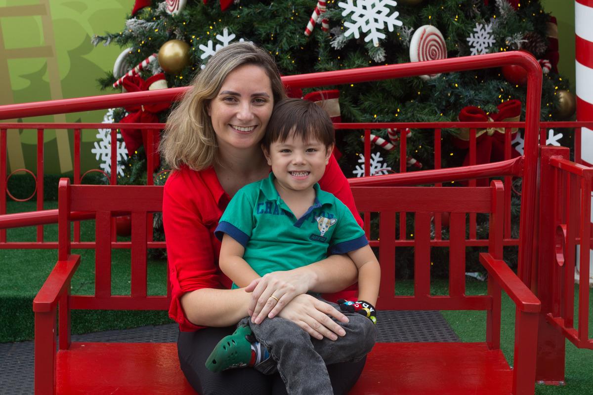 Imagem capa - Embarcando na Magia do Natal por Letícia Gonsalli