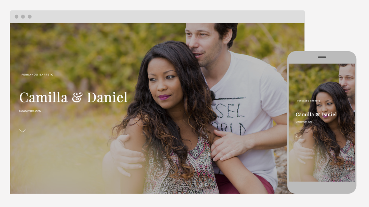 Imagem capa - Como receber as fotos digitais do seu casamento de forma rápida e segura por Fernando Barreto