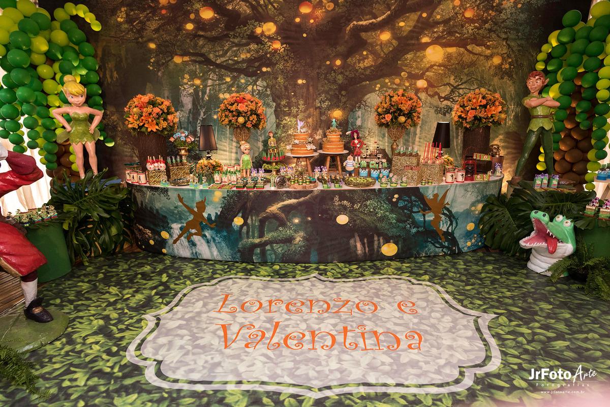 Imagem capa - Decoração - Aniversário de Valentina & Lourenzo. por José Júnior
