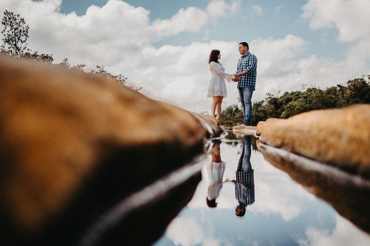 Ensaio pré wedding da Gisele e do Vinicius