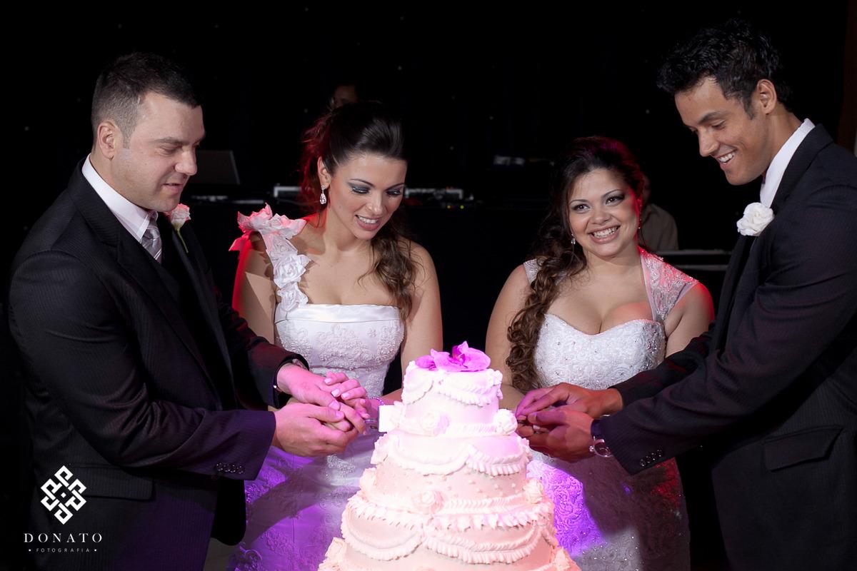 Imagem capa - Casamento Duplo por Leandro Donato Fotografia