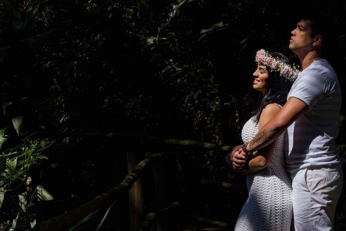 Imagem capa - Session - Talita + Marcio por David ABoothy