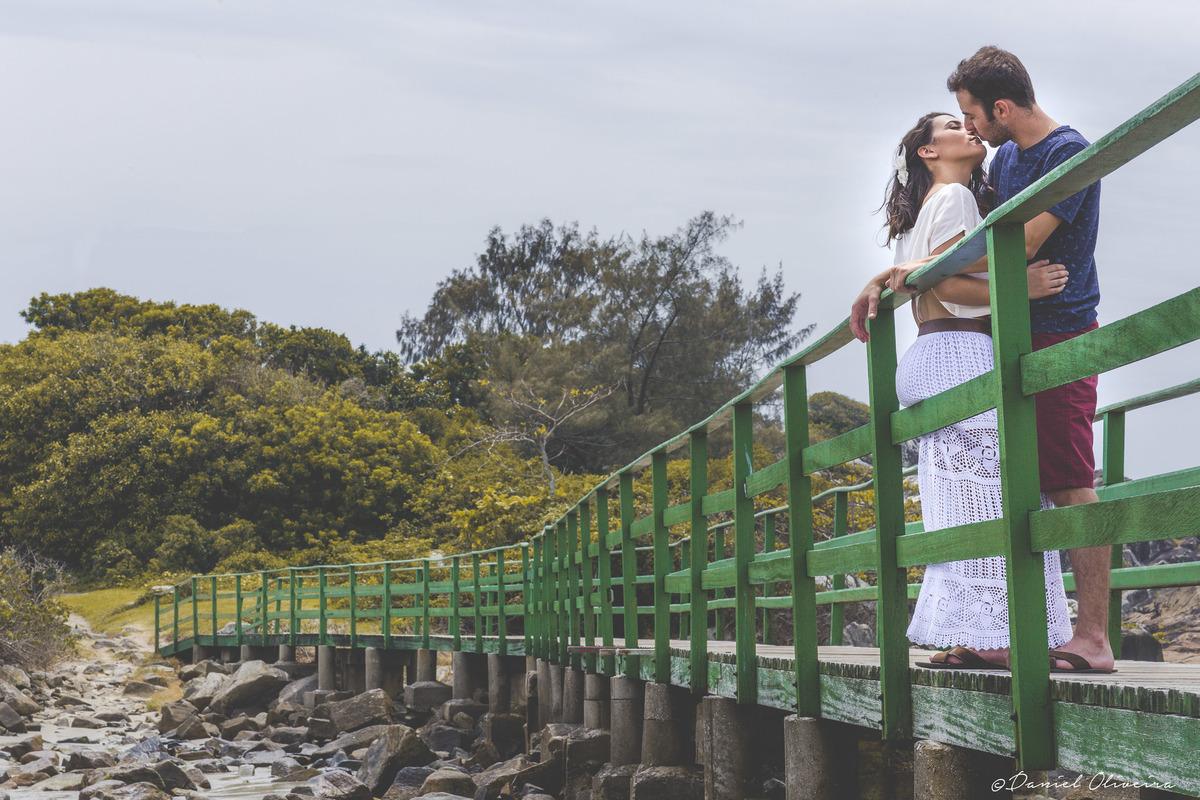 Imagem capa - ENSAIO PRÉ-WEDDING EM FLORIANÓPOLIS - MARI E ALYSSON por Daniel de Castro Oliveira