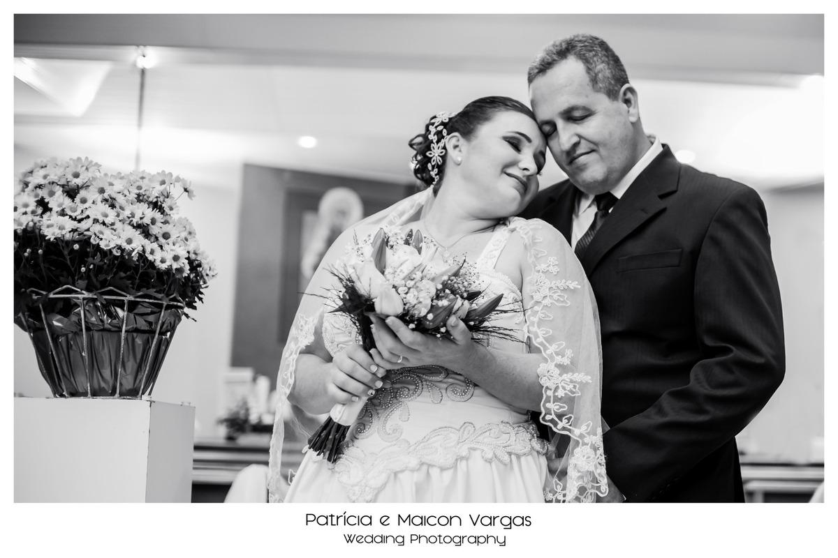 Imagem capa - Casamento de Adriana e Emerson por Patrícia Vargas