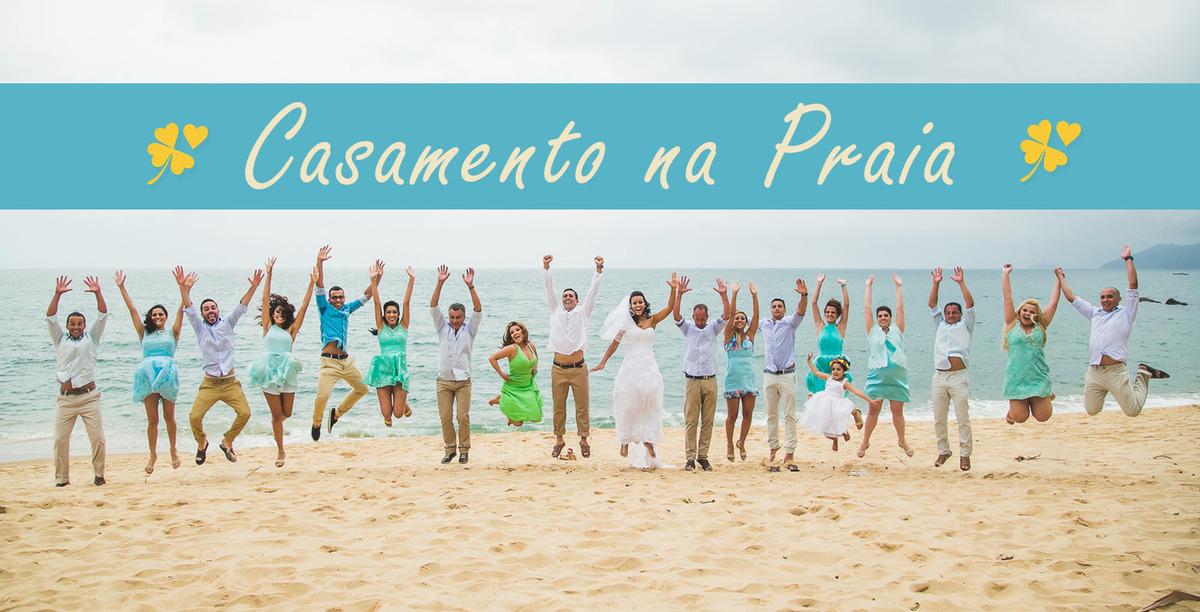Imagem capa - Dicas casamento na praia por Photolima Fotografia de Casamento