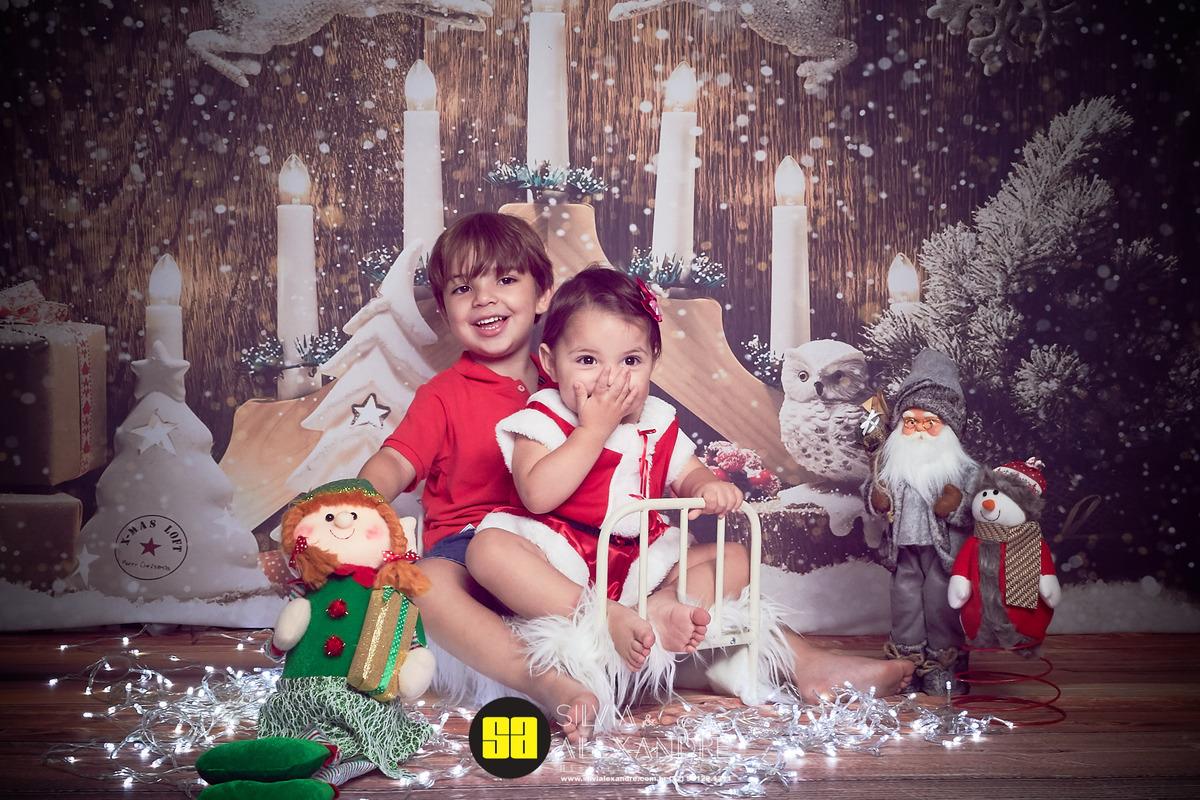 Imagem capa - Ensaio de Natal por Silvia e Alexandre