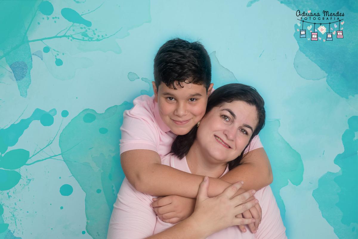 Imagem capa - Mini Sessão Dia das Mães por Adriana Mendes Fotografia