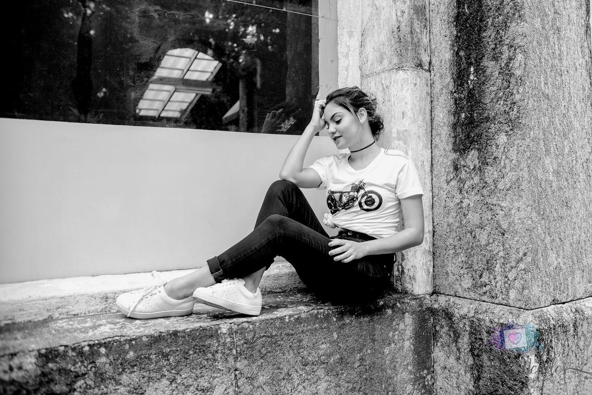 Imagem capa - Ensaio Feminino com a vencedora do sorteio no Evento que fotografei na Estácio de Sá do Rio Comprido por Adriana Mendes Fotografia