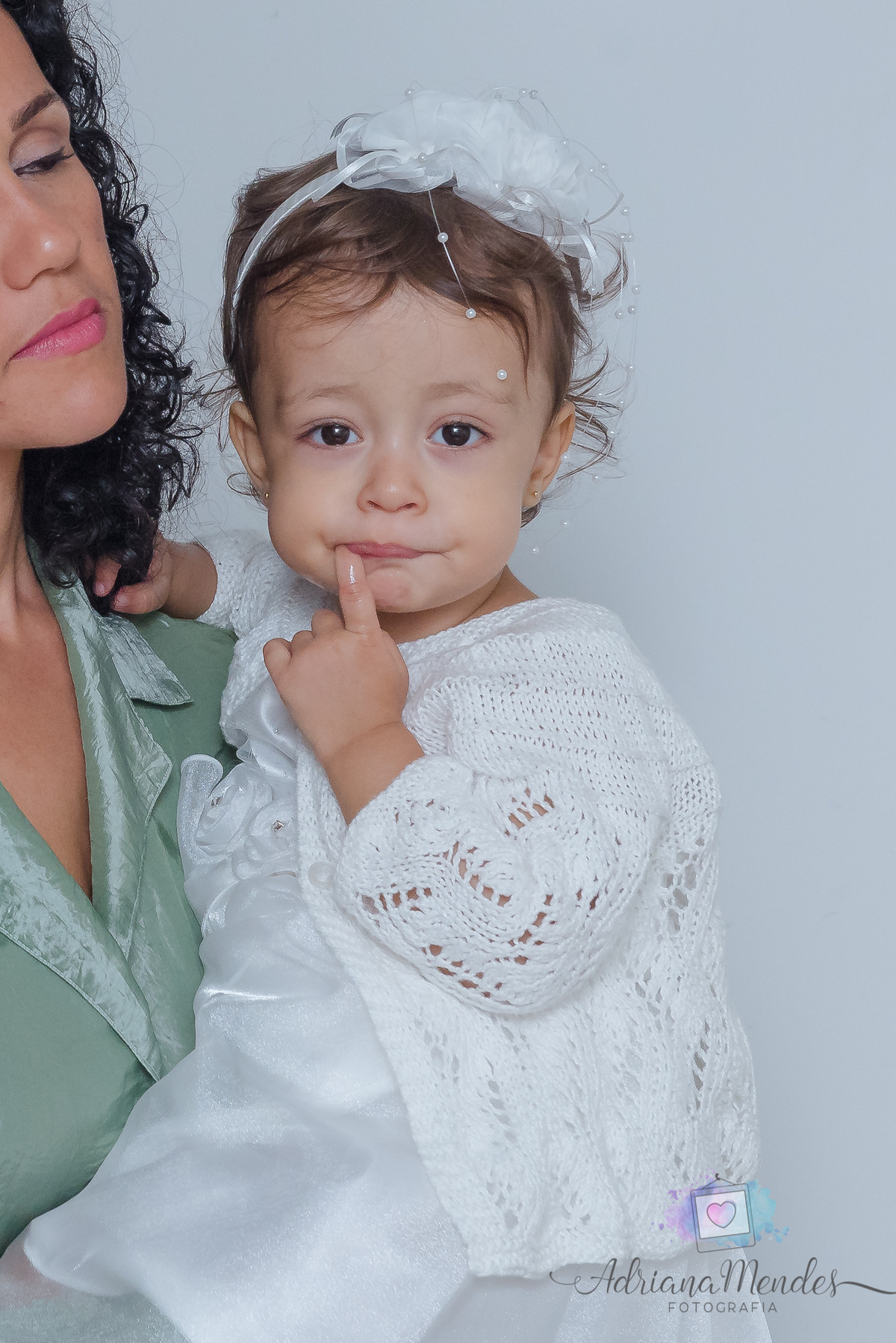 Imagem capa - Helena - Batizado por Adriana Mendes Fotografia