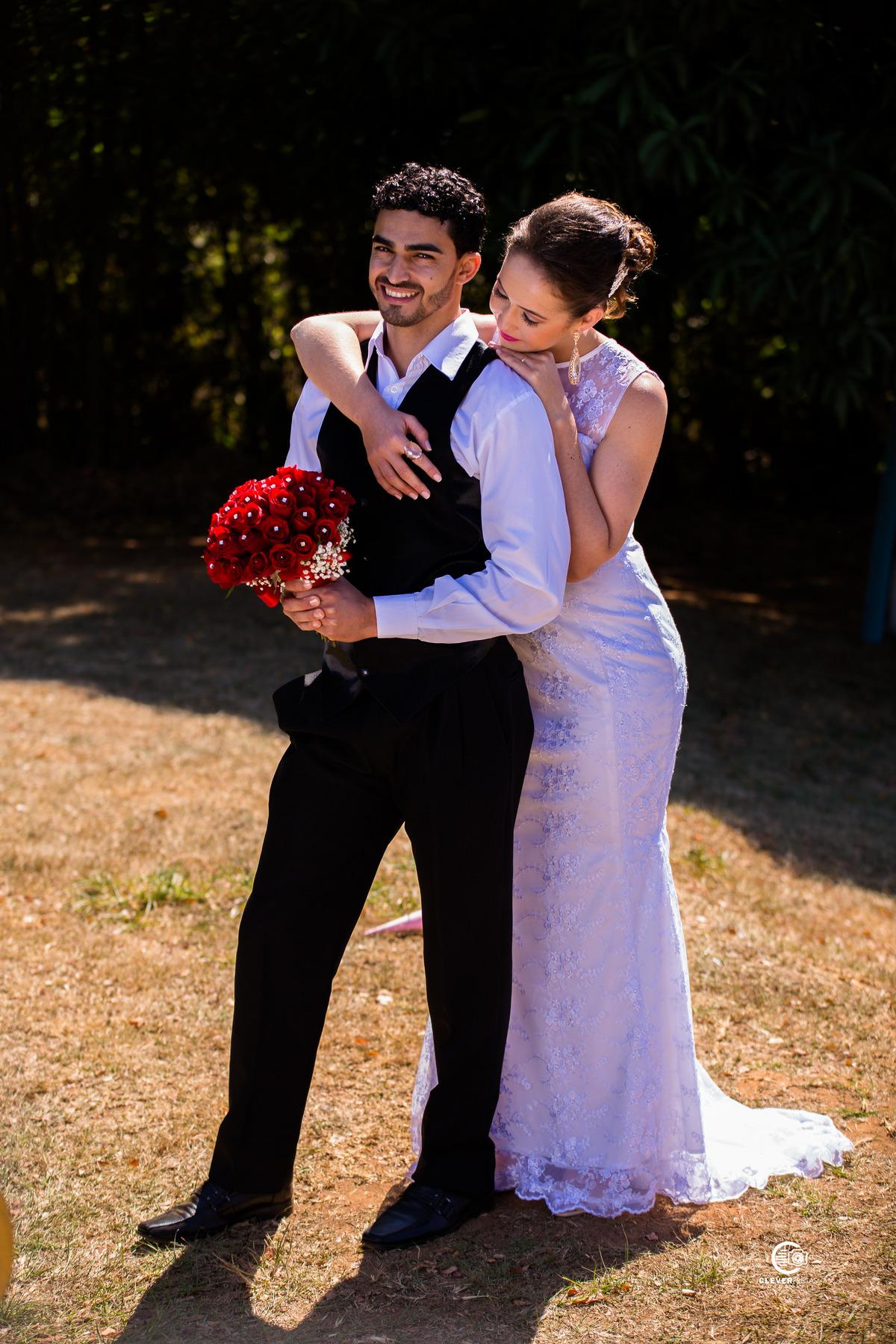 Imagem capa - Casamento ao ar livre no Domingo por Cléver Freitas