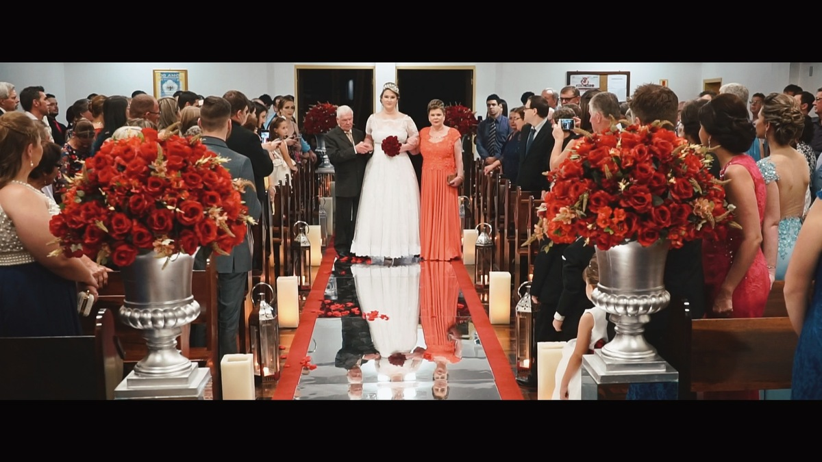 Imagem capa - Wedding Ana Carolina e Rafael por Joceli Ronkoski