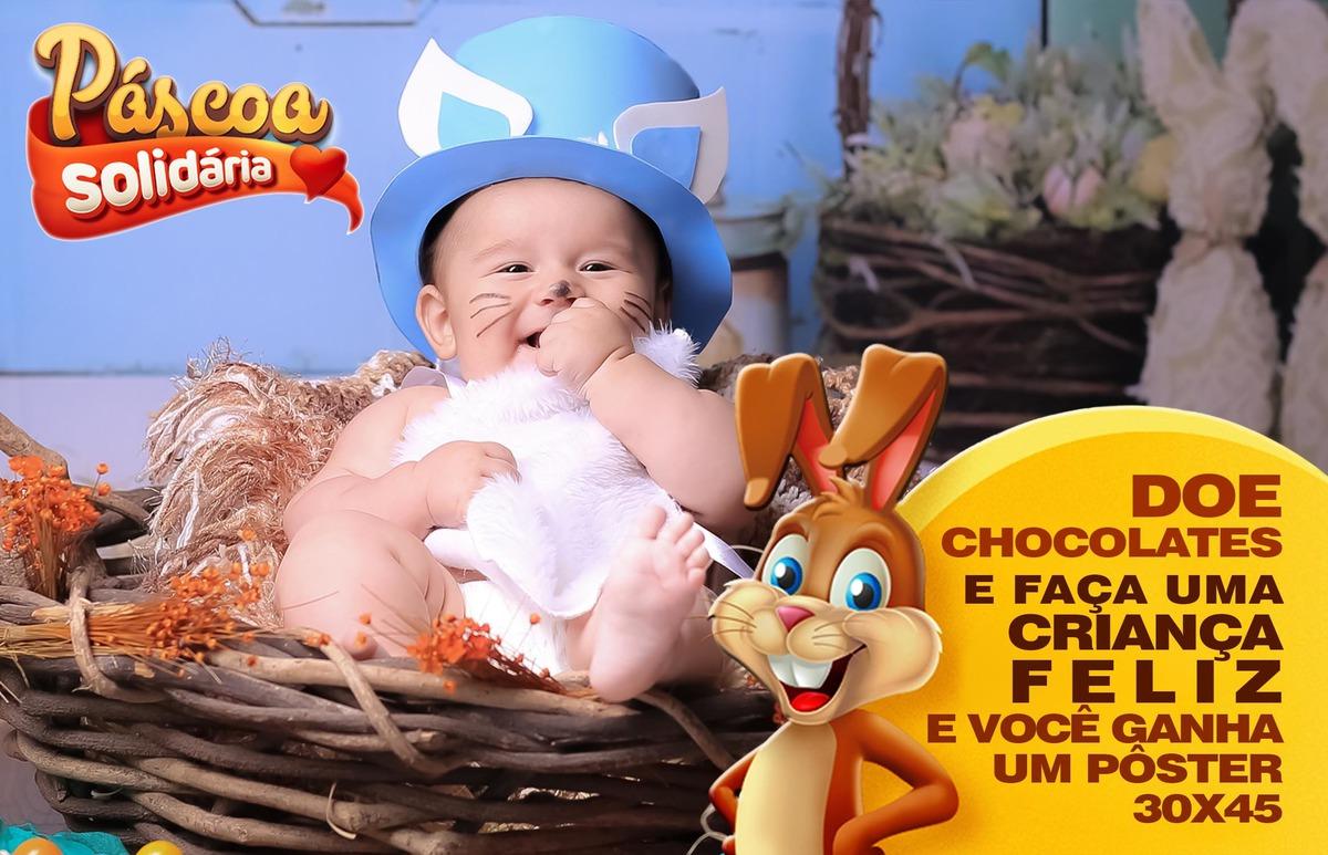 Imagem capa - Páscoa Solidária  por FLASHTOP