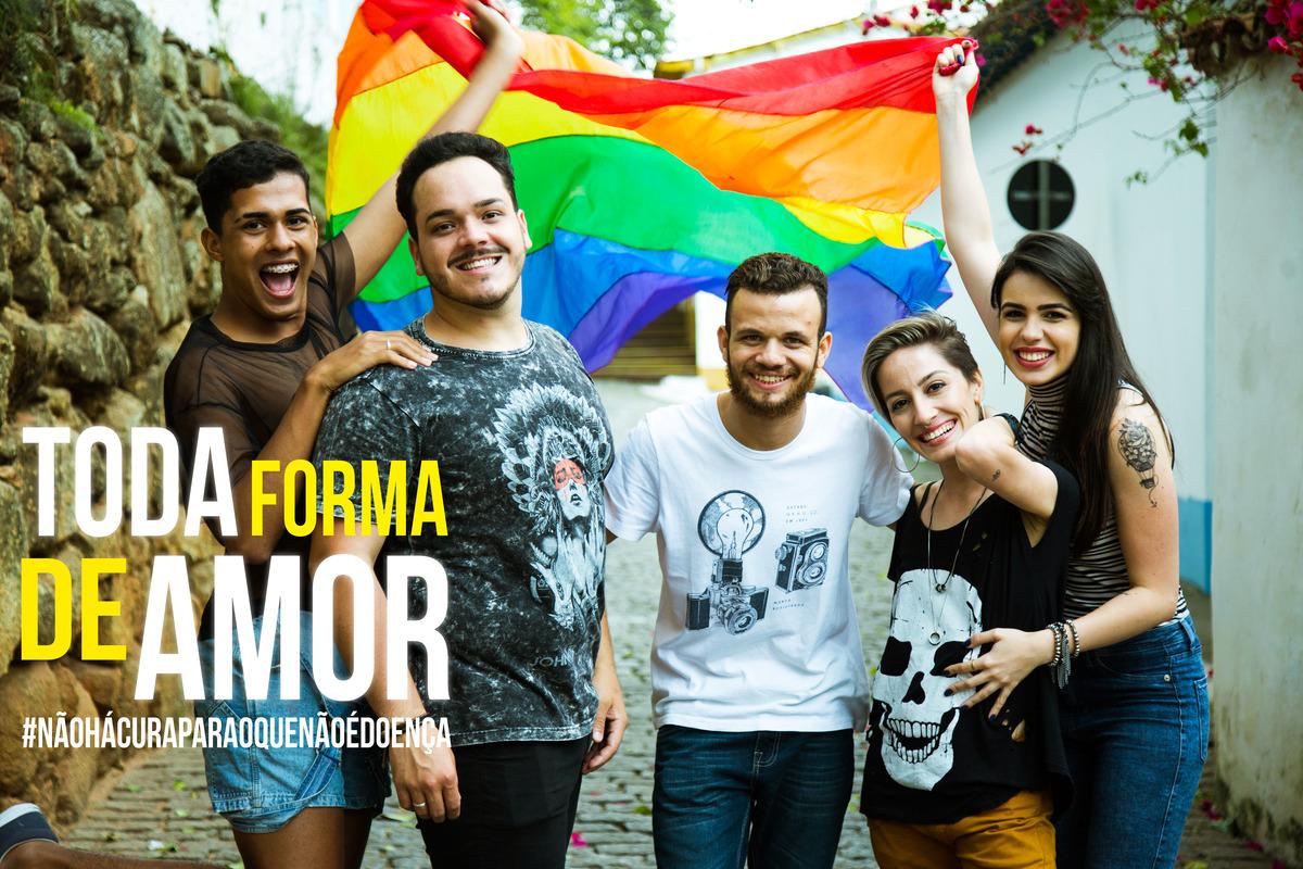 Imagem capa - PROJETO - TODA FORMA DE AMOR por Caique Adones de Santana Costa