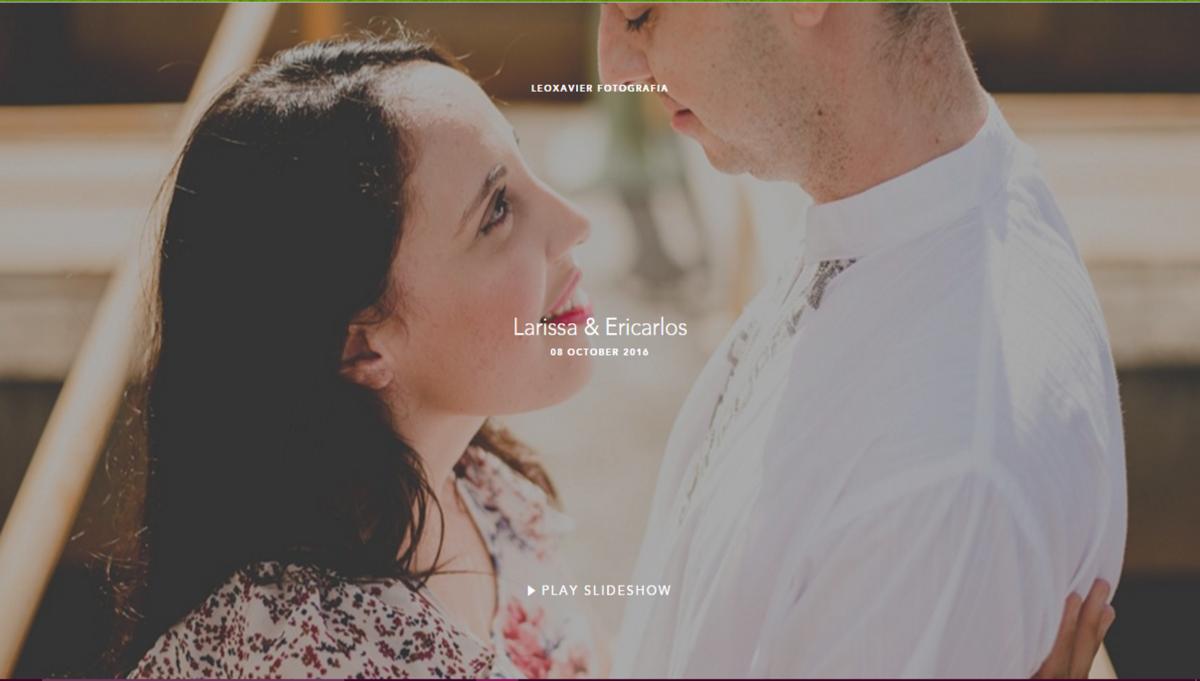 Imagem capa - Ensaio Larissa & Ericarlos por LEONARDO RAFAEL CHAVES COELHO XAVIER