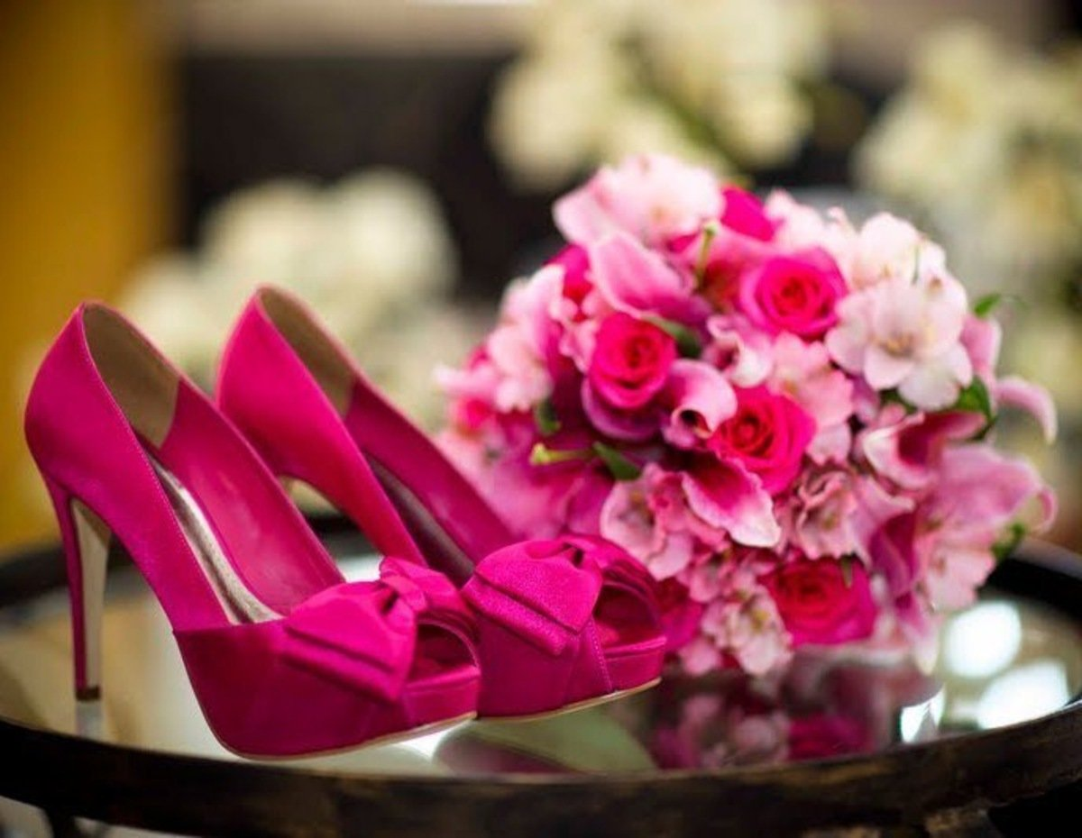 f924ffce61 Como escolher o sapato de noiva ideal ! 👠 👰