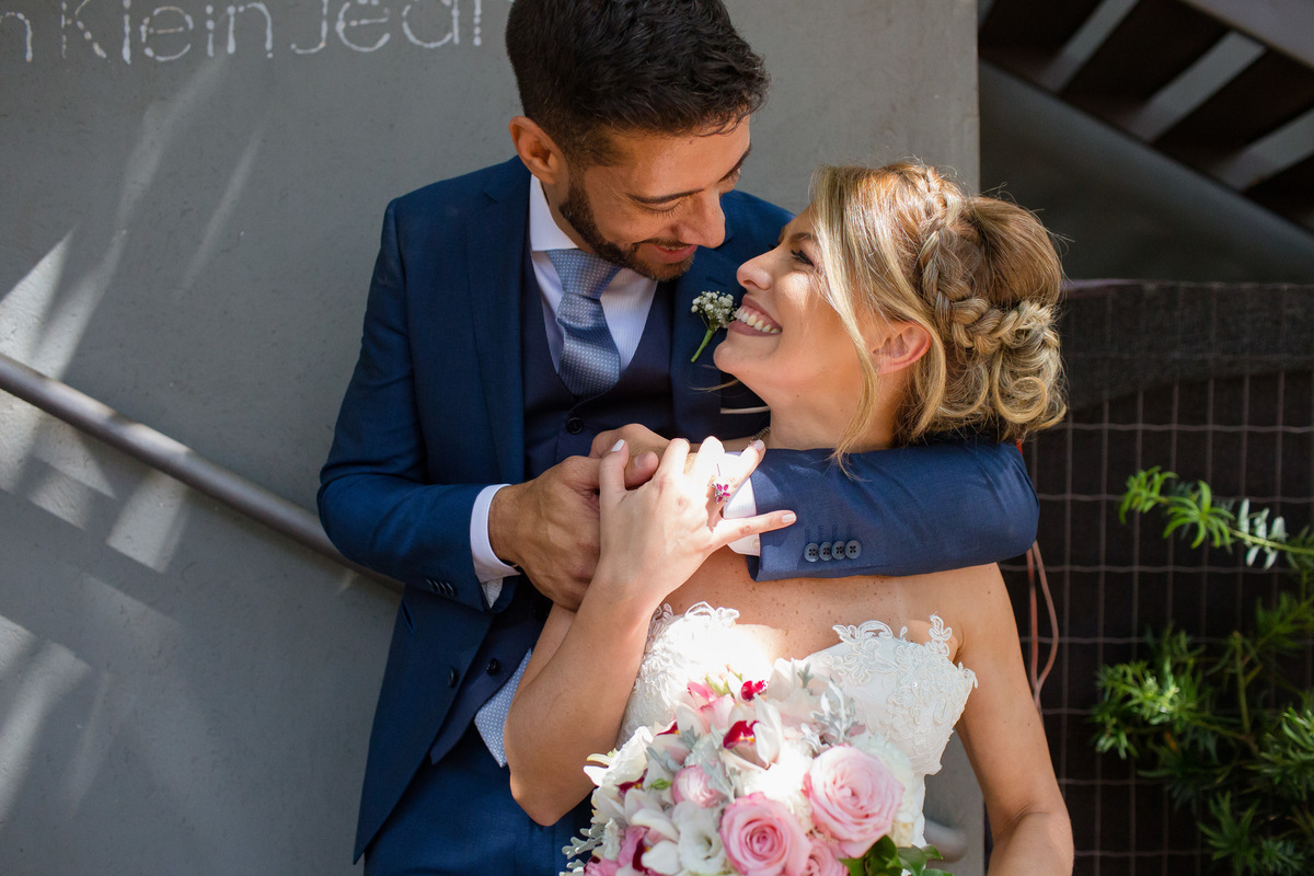 Imagem capa - Beatriz + Emerson | Casamento por Poli  Pereira