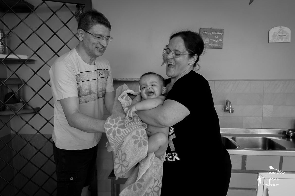 Imagem capa - Fotografia Documental de Família, um novo jeito de guardar os seus momentos por Glaucia da Costa