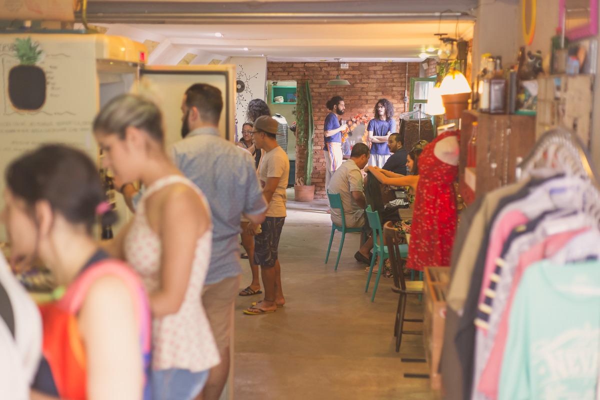 Imagem capa - Evento Desapego Coletivo no Empório Armário por Versos Fotografia