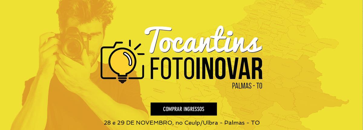 Imagem capa - Palestra | Fotoinovar | Palmas - TO por Lucas Lermen Fotografia