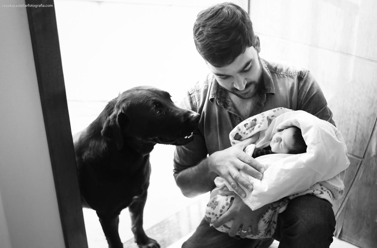 Imagem capa - Eu não faço mais o ensaio newborn por Rebeka Castellar