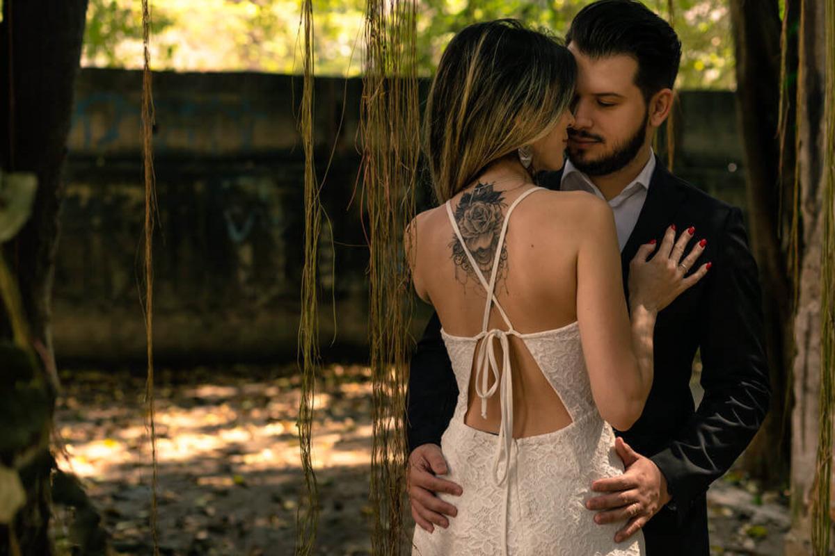 Pré Wedding realizado na Vila Maria Zélia em SP