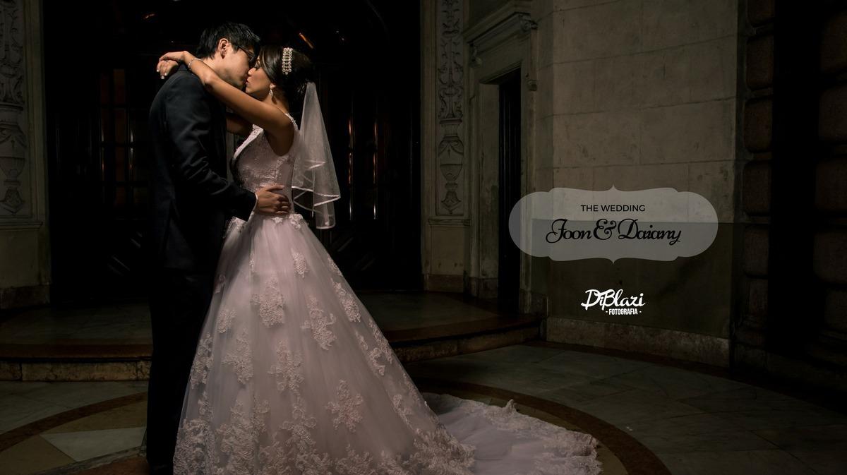 Imagem capa - Casamento em Santos de Joon  e Daiany por Ricardo Di Blazi