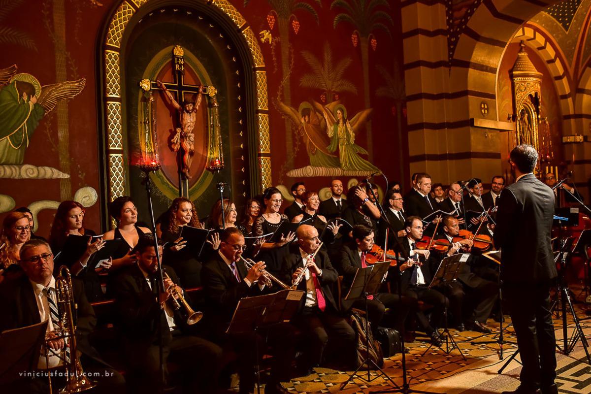 orquestra de casmaento