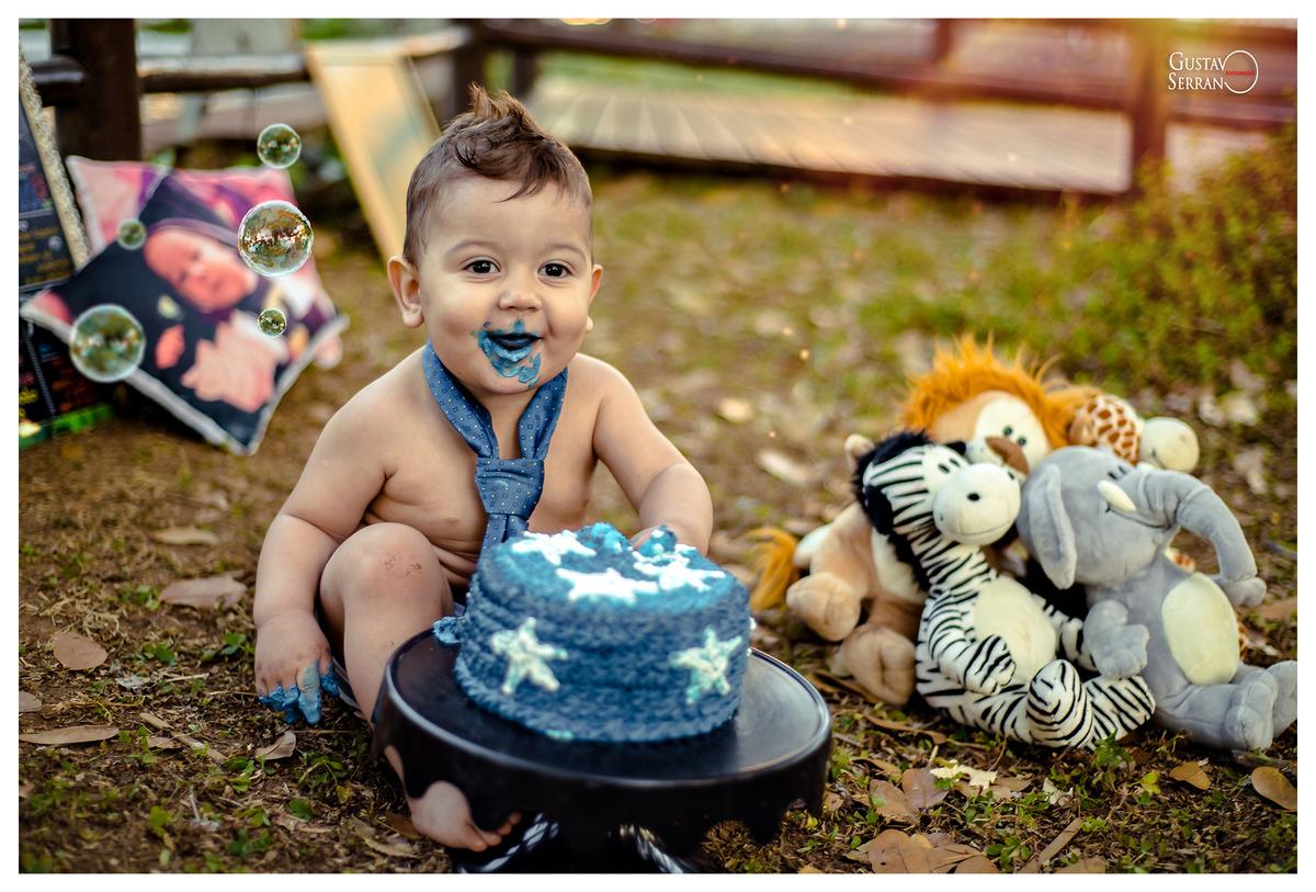 Imagem capa - Smash the Cake- Matheus Gregório por Gustavo Mendes Serrano