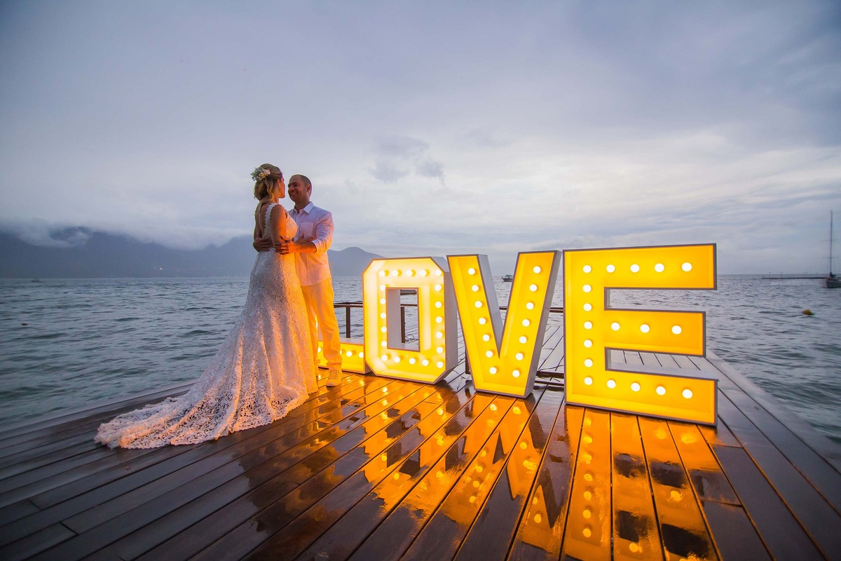 Imagem capa - Casamento em Ilhabela - Pier 151  por Welington Gonçalves Fotografia