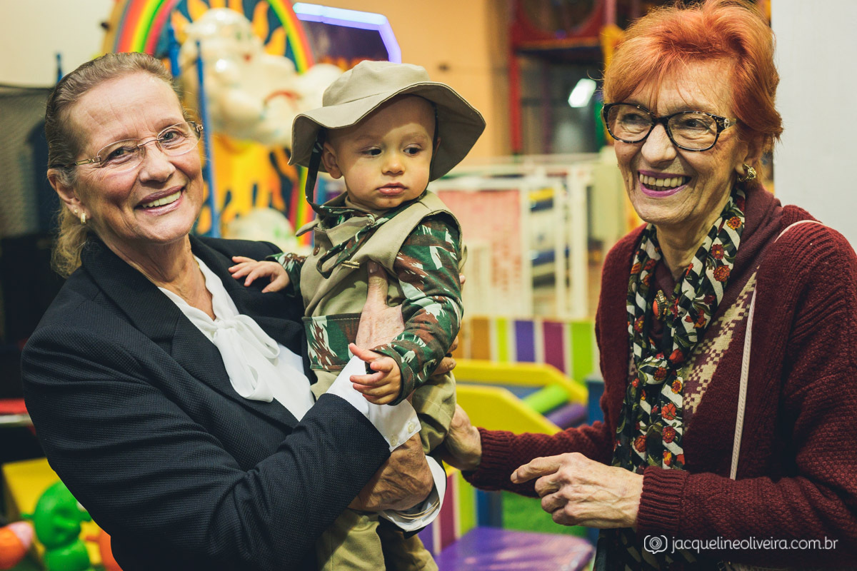 fotografo festa infantil porto alegre 1 ano safari felipe brincalhão