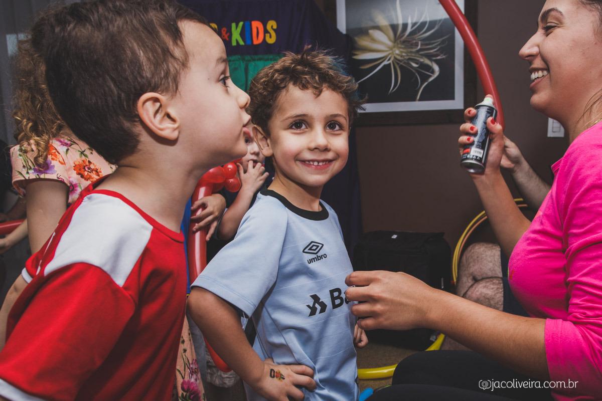 fotografia infantil porto alegre aniversario 4 anos futebol jac oliveira