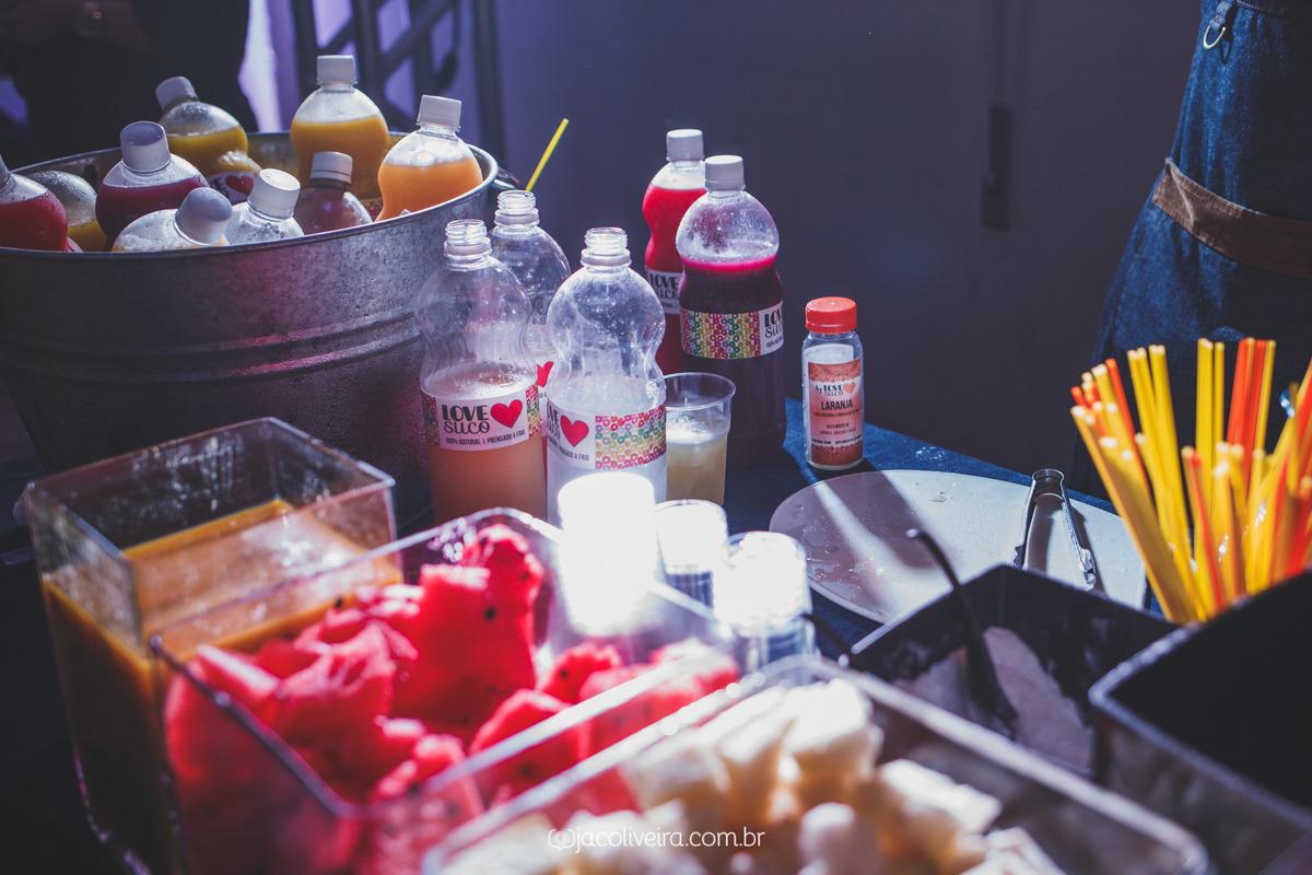 love suco e caipirinhas de suco em festa porto alegre