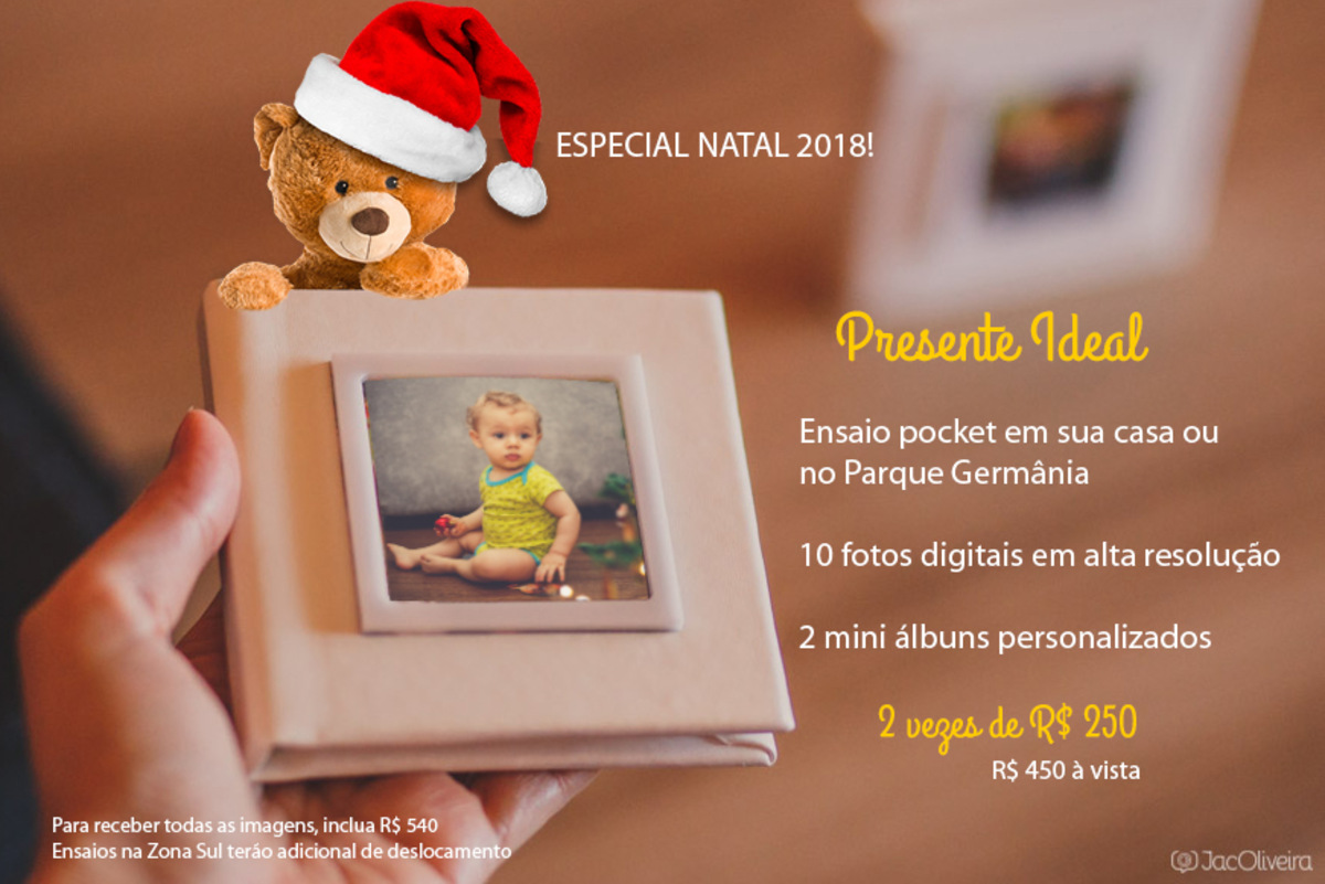 ensaio natal porto alegre externo especial