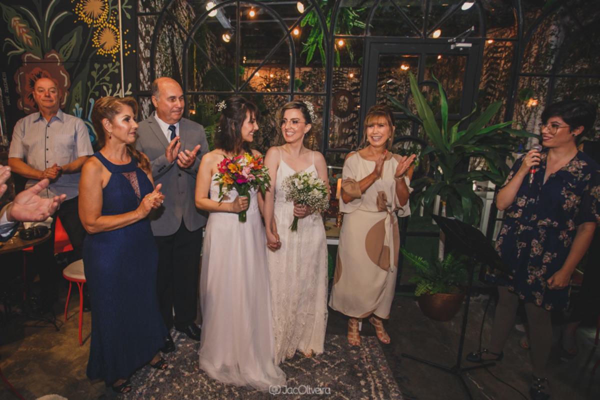 mini casamento na loja love it noivas