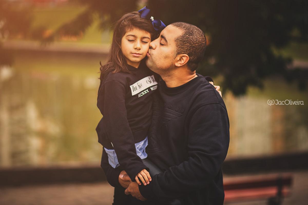 ensaio pai e filha em porto alegre
