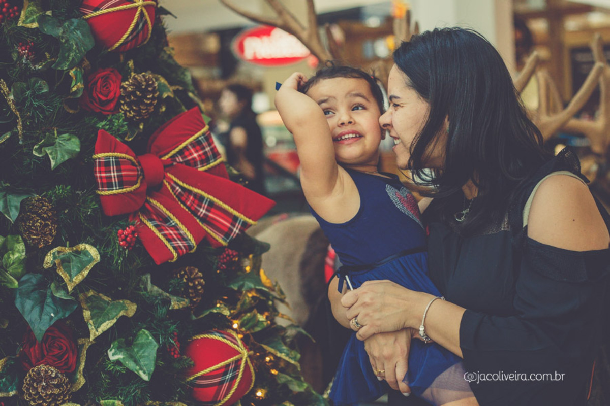 mini ensaio natal porto alegre criança jac oliveira