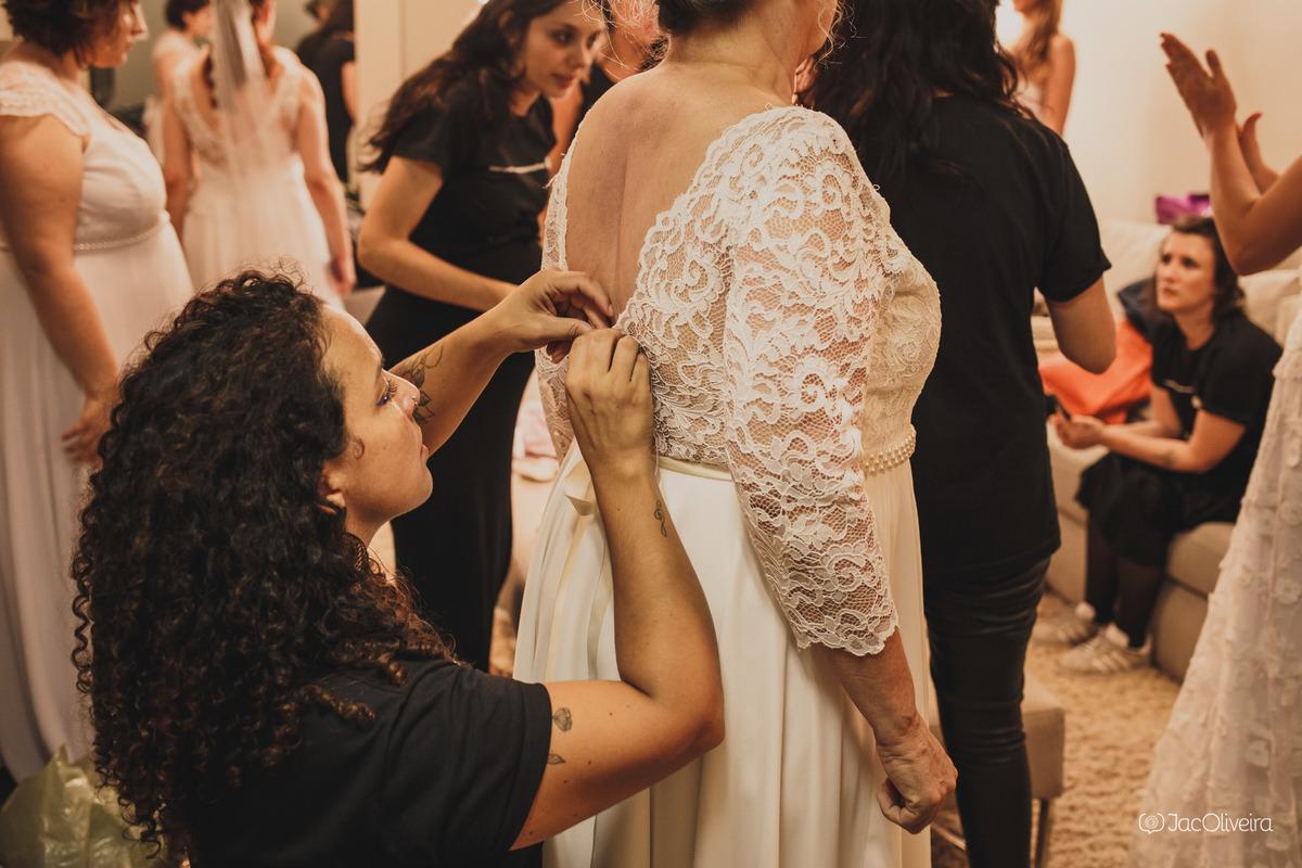 desfile o amor é simples vestido de noiva acessível porto alegre