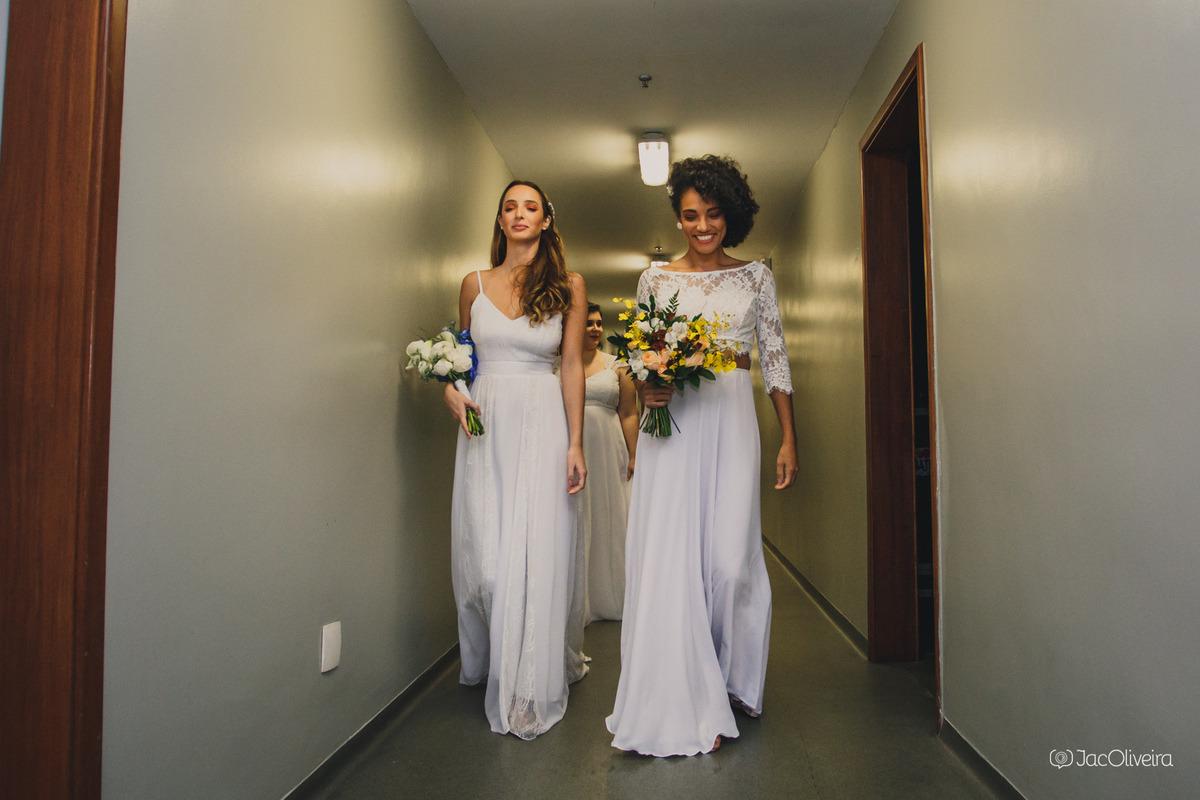 modelos ensaiam antes do desfile o amor é simples mostra noivas 2019