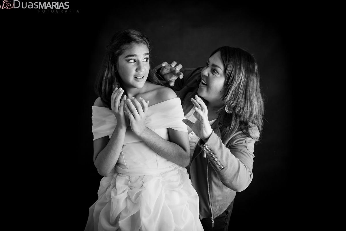 Imagem capa - Ensaio a Bela e a Fela por Duas Marias Fotografia