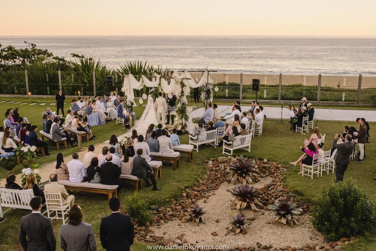 Imagem capa - Dicas para um Casamento Perfeito na Praia. por Daniel Okuyama Fotografia - fotografo de casamento  Santos - Daniel Okuyama  fotografo de casamento sp