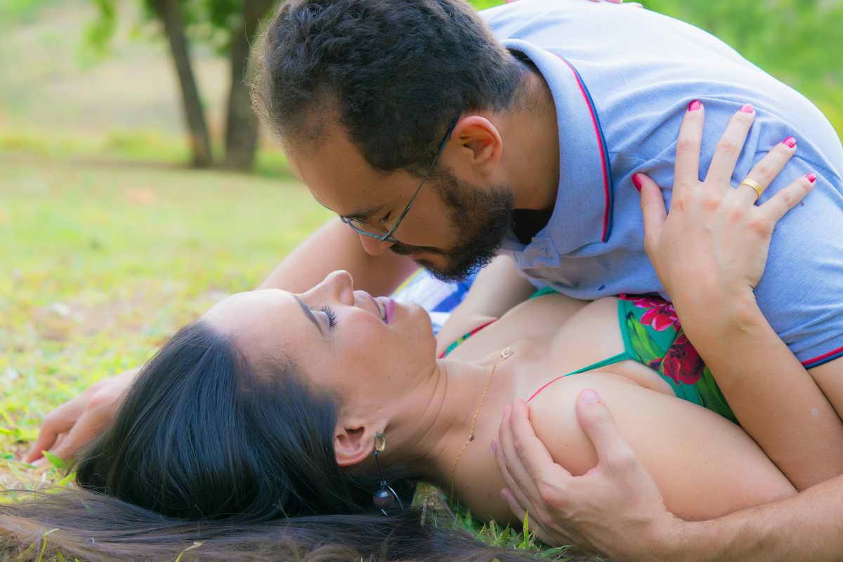 PRÉ WEDDING REJANE E DANIEL SERRA DE SANTA HELENA