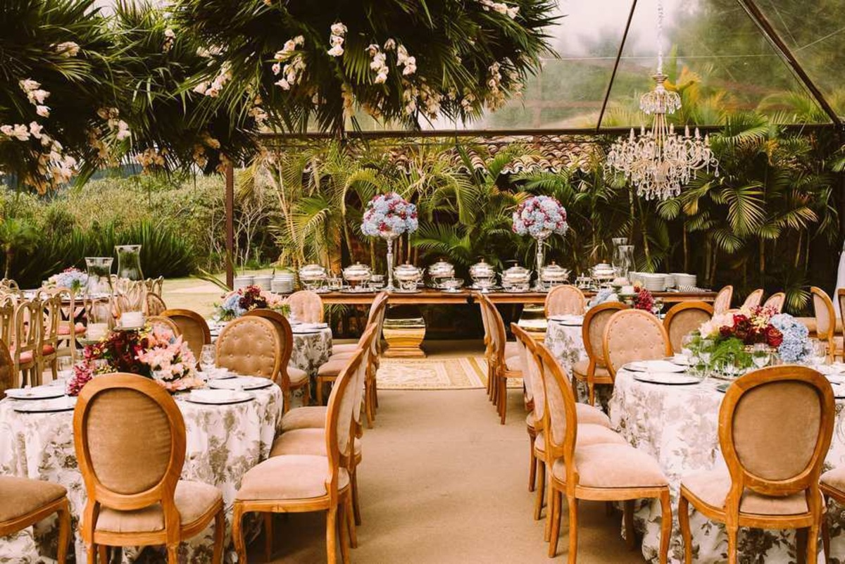 ideias de decoração para casamento