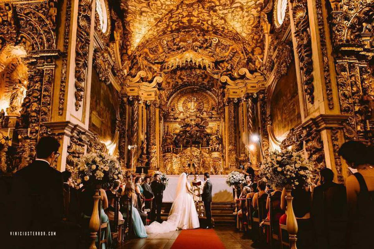 altar da igreja matriz de santo antonio em tiradentes